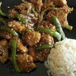 Image of Amber's Sesame Chicken, AllRecipes