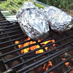 leslies salty grilled potatoes printer friendly