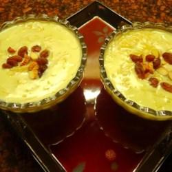 Butterscotch vermicelli custard Recipe - Allrecipes.com
