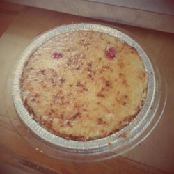 Strawberry Creme Brulee Pie Recipe