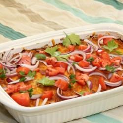 Healthier Chicken Enchiladas I Recipe