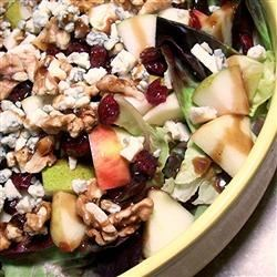 Photo of Apple-Cranberry Salad by Lisawas