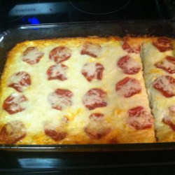 Gluten-Free Upside-Down Pizza Recipe