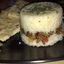 Arroz Tapado (Rice-On-Top) Recipe