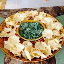 Cheesy Creamed Spinach Recipe