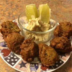 Easiest Falafel Recipe