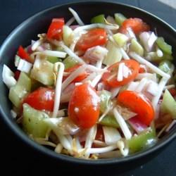 Tom's Crunchy Salad