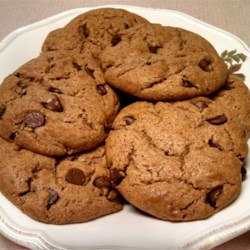 Daddy Cookies (Gluten- and Grain-Free Peanut Butter and Chocolate Chip Cookies) Recipe