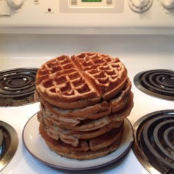 Wednesday Waffles Recipe