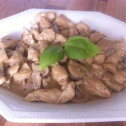 Tahini Chicken  Recipe