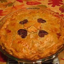 Photo of Traditional French Canadian Tourtiere by kathleen