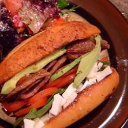 Kings Flat Iron Steak Sandwich Recipe