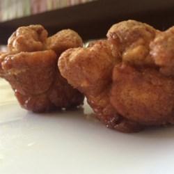 Easy Monkey Bread Muffins
