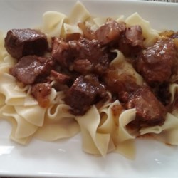 Hungarian Goulash II Recipe