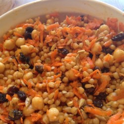 Curried Wheat Berry Salad Recipe