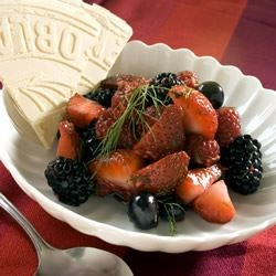 Photo of Summer Berry Compote by Amelia
