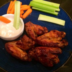 Awesome Slow Cooker Buffalo Wings Recipe