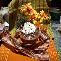 Chocolate Cream Pudding Recipe