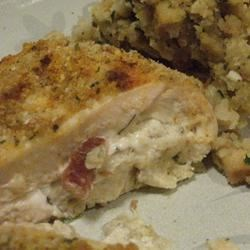 Cream Cheese, Garlic, and Chive Stuffed Chicken photo by jodilee ...