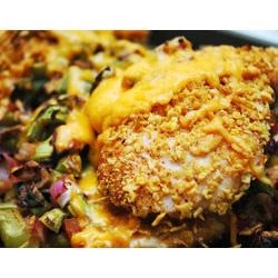 Bob's Mexican Stuffed Chicken Recipe