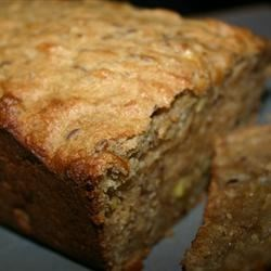 Whole Grain Healthy Banana Bread Recipe