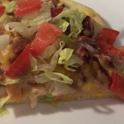 Photo of Taco Pie Pizza by Amy Brolsma