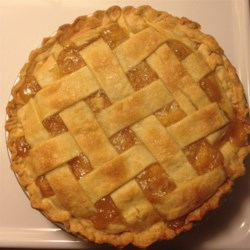 Chef John's Peach Pie Recipe