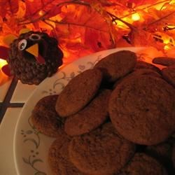 Ginger Snap Cookies Recipe