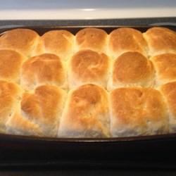 Soft Dinner Rolls Recipe