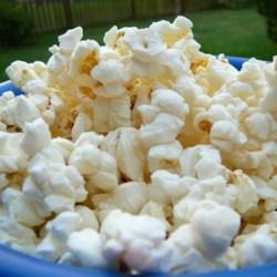 Gourmet Microwave Popcorn Recipe