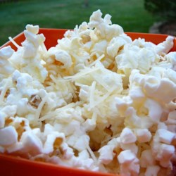 Garlic Bread Popcorn Recipe