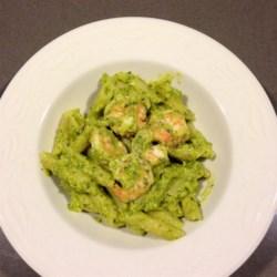 Creamy Avocado Pesto - Delish! Recipe