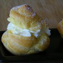 Cream Puffs - Choux à la crème