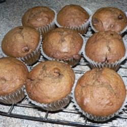 Pumpkin Spice Coffee Muffins