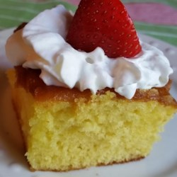 Lemon Lu Lu Cake Recipe