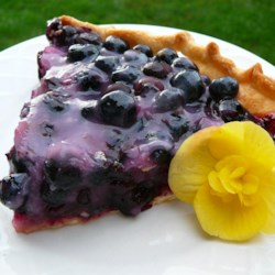 Topless Blueberry Pie Recipe