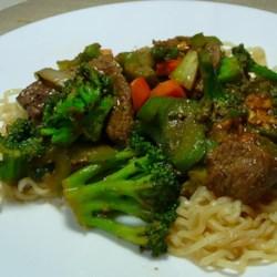 Frozen Vegetable Stir-Fry Recipe