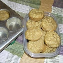 Honey Wheat Muffins Recipe