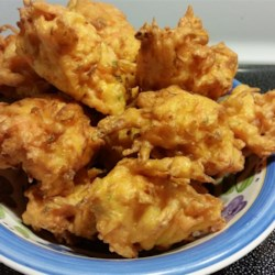 Delectable Carrot Fritters Recipe