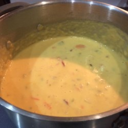 Beer Cheese Soup III Recipe