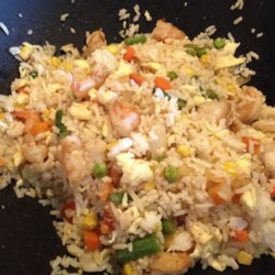Shrimp Fried Rice I Recipe