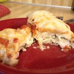 Italian Stuffed Chicken Breast Recipe