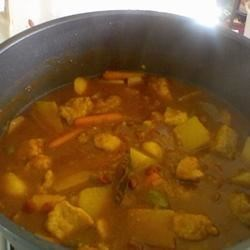 Photo of Southwestern Green Chile with Pork Stew by terrielyn