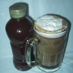Chocolate Caramel Latte Syrup Recipe