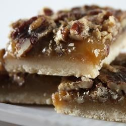 Photo of Pecan Pie Bars I by MARIETA