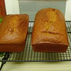 Pumpkin Bread Mania!