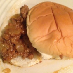 Grandma's Sloppy Joes Recipe