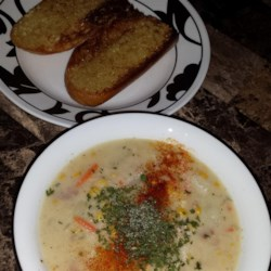 Grandma's Corn Chowder Recipe