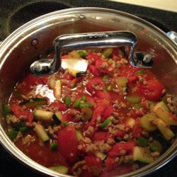 Zucchini Soup III Recipe