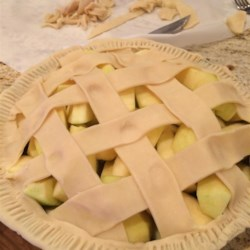 Healthier Apple Pie by Grandma Ople Recipe